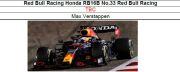 ◎予約品◎ 1/18Red Bull Racing Honda RB16B No.33 Red Bull Racing Winner Emilia Romagna GP 2021   M.フェルスタッペン