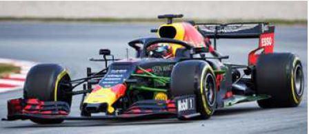 ◎予約品◎ Aston Martin Red Bull Racing F1 Team No.10 TBC 2019 RB15   P.ガスリー