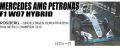 ◎予約品◎ メルセデス AMG ペトロナス F1 W07 ハイブリッド ニコ・ロズベルグ  シンデルフィンゲン デモンストレーションラン ワールドチャンピオン 2016   トロフィー付