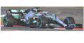 ◆メルセデス AMG ペトロナス フォーミュラ ワン チーム W10 EQ パワー+ バルテリ・ボッタス 2019