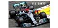 ◎予約品◎1/18 メルセデス AMG ペトロナス フォーミュラ ワン チーム F1 W10 EQパワー+ バルテリ・ボッタス モナコGP 2019 3位入賞