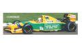 ◎予約品◎ 1/18 ベネトン フォード B192 マーティン・ブランドル グレート ブリテン シルバーストーン  1992 3位入賞