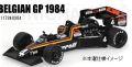 ◎予約品◎1/18 ティレル フォード 012 ステファン・ベロフ ベルギーGP 1984