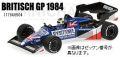 ◎予約品◎1/18 ティレル フォード 012 ステファン・ベロフ イギリスGP 1984