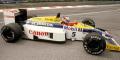 ◎予約品◎1/18 ウィリアムズ ホンダ FW11 ナイジェル・マンセル 1986