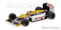 ◎予約品◎1/18 ウィリアムズ ホンダ FW11 ネルソン・ピケ 1986