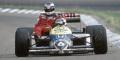 ◎予約品◎1/18 ウィリアムズ ホンダ FW11 ケケ・ロズベルグ ドイツGP 1986 ライド オン ネルソン・ピケ  フィギュア付