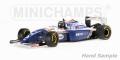 ◎予約品◎1/12 ウィリアムズ ルノー FW16 D .ヒル 1994