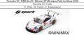 ◎予約品◎1/12 Porsche 911 RSR No.911 Winner GTLM class Petit Le Mans 2018 Porsche GT Team P. Pilet - N. Tandy - F. Makowiecki