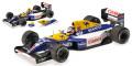 ◆1/18 ウイリアムズ ルノー FW14B N.マンセル 1992 ワールドチャンピオンBOX