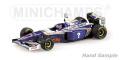◎予約品◎1/18 ウィリアムズ ルノー FW19 ジャック・ビルニューブ ワールドチャンピオン 1997