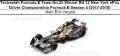 ◎予約品◎1/18 Techeetah Formula E Team No.25 Winner Rd.12 New York ePrix  Driver Championship Formula E Season 4 (2017-2018)   Jean-Eric Vergne
