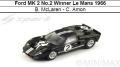 ◆3週間程で入荷◆1/18 Ford MK 2 No.2 Winner Le Mans 1966  B. McLaren - C. Amon
