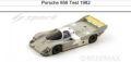 ◆4週間程で入荷◆1/18 Porsche 956 Test 1982