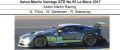 ◎予約品◎1/18 Aston Martin Vantage GTE No.95 Le Mans 2017  Aston Martin Racing  N. Thiim - M. S�・rensen - R. Stanaway