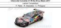 ◎予約品◎1/18 Chevrolet Corvette C7.R No.50 Le Mans 2017  Larbre Competition F. Rees - R. Brandela - C. Philippon