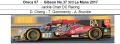 ◎予約品◎1/18 Oreca 07 ‐ Gibson No.37 3rd Le Mans 2017  Jackie Chan DC Racing D. Cheng - T. Gommendy - A. Brundle