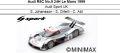 ◎予約品◎1/18 Audi R8C No.9 24H Le Mans 1999 Audi Sport UK S. Johansson - S. Ortelli - C. Abt