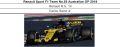 ◎予約品1/18 Renault Sport F1 Team No.55 Australian GP 2018  Renault R.S. 18 カルロス・サインツJr.