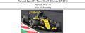 ◎予約品1/18 Renault Sport F1 Team No.27 Chinese GP 2018 Renault R.S. 18 ニコ・ヒュルケンベルグ