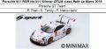 ◎予約品◎1/18 Porsche 911 RSR No.911 Winner GTLM class Petit Le Mans 2018 Porsche GT Team P. Pilet - N. Tandy - F. Makowiecki