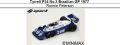 ◎予約品◎1/18  Tyrrell P34 No.3 Brazilian GP 1977  Ronnie Peterson