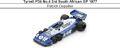 ◎予約品◎ 1/18Tyrrell P34 No.4 3rd South African GP 1977 Patrick Depailler