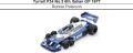◎予約品◎ 1/18Tyrrell P34 No.3 6th Italian GP 1977 Ronnie Peterson