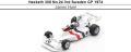 ◎予約品◎ 1/18Hesketh 308 No.24 3rd Sweden GP 1974 James Hunt