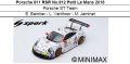 ◎予約品◎1/18 Porsche 911 RSR No.912 Petit Le Mans 2018 Porsche GT Team E. Bamber - L. Vanthoor - M. Jaminet