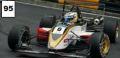 ◎予約品◎【再受注】ダラーラ 無限 F303 N.ロズベルグ マカオGP 2003