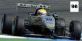 ◎予約品◎【再受注】ダラーラ メルセデス F302 L .ハミルトン ノリスリング ノリスリング F3 ユーロシリーズ ウィナー 2004