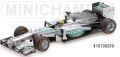 ◎予約品◎メルセデス AMG ペトロナス F1 チーム W04 ニコ・ロズベルグ               USAGP 2013