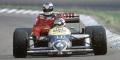 ◎予約品◎ ウィリアムズ ホンダ FW11 ケケ・ロズベルグ ドイツGP 1986   ライド オン ネルソン・ピケ フィギュア付