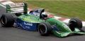 ◎予約品◎ ジョーダン フォード 191 アレッサンドロ・ザナルディ 日本GP 1991