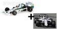 ◎予約品◎ ウィリアムズ FW06 アラン・ジョーンズ 1978  +   FW40 フェリペ・マッサ 2017  ウィリアムズ F1 40周年記念 2台セット