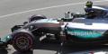 ◆メルセデス AMG ペトロナス フォーミュラ1 チーム F1 W07 ハイブリッド ニコ・ロズベルグ  モナコGP 2016