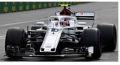 ◆特価◆アルファ ロメオ ザウバー F1 チーム フェラーリ C37 シャルル・ルクレール    アゼルバイジャンGP 2018 6位入賞