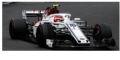 ◎予約品◎ アルファ ロメオ ザウバー F1 チーム フェラーリ C37 シャルル・ルクレール モナコGP 2018  地元初レース