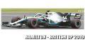◎予約品◎ メルセデス AMG ペトロナス モータースポーツ F1 W10 EQ パワー+   ルイス・ハミルトン イギリスGP 2019 ウィナー
