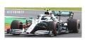◎予約品◎ メルセデス AMG ペトロナス モータースポーツ F1 W10 EQ パワー+   バルテリ・ボッタス イギリスGP 2019 2位入賞