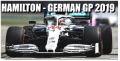 ◎予約品◎1/18 メルセデス-AMG ペトロナス モータースポーツ F1 W10 EQ パワー+  ルイス・ハミルトン ドイツGP 2019