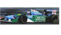 ◎予約品◎ ベネトン フォード B194 ヨス・フェルスタッペン ハンガリーGP 1994  F1初表彰台 3位入賞
