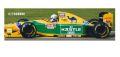 ◎予約品◎ ベネトン フォード B193B リカルド・パトレーゼ  イギリスGP 1993 3位入賞