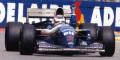 ◎予約品◎ ウィリアムズ ルノー FW16B ナイジェル・マンセル オーストラリアGP ラストウィナー 1994
