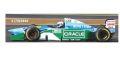 ◎予約品◎ ベネトン フォード B194 ヨス・フェルスタッペン イギリスGP 1994