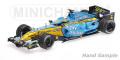 ◎予約品◎ ルノー F1 R26 フェルナンド・アロンソ 日本GP ウィナー 2006