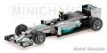 ◎予約品◎ メルセデス AMG ペトロナス F1 チーム W05 ニコ・ロズベルグ モナコGP ウィナー 2014