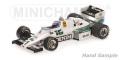 ◎予約品◎ ウィリアムズ フォード FW08C ケケ・ロズベルグ モナコGP ウィナー 1983