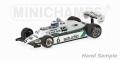 ◆ウィリアムズ フォード FW08 K .ロズベルグ 1982  ワールドチャンピオンBOX